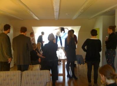 Opening Today – Nina Wengel at ApArt