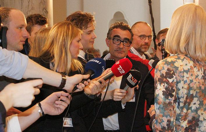 ARTIST JOURNALIST – a new media platform for artists and journalists / Denmark