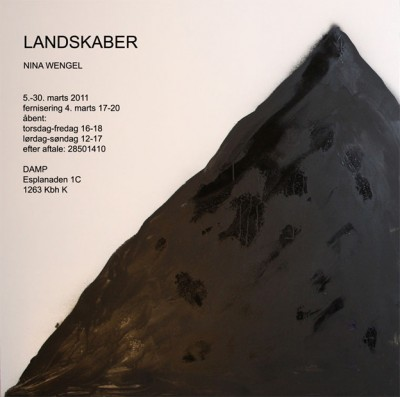 LANDSCAPES – exhibition by Nina Wengel