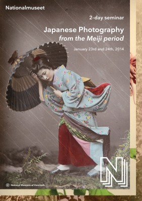 2-day seminar about Japanese photography form the Meiji period