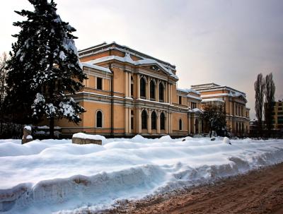 Sarajevo Winter is showing Jesper Just, Joachim Koester and Per Bak Jensen